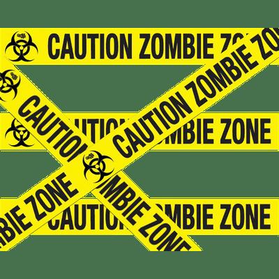 病毒黄色条纹带