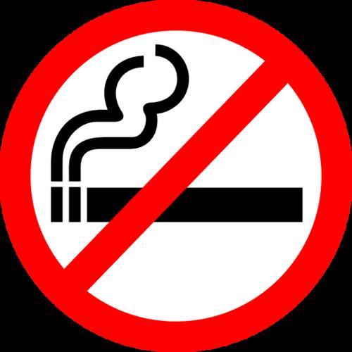 创意禁烟标志