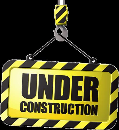施工现场警示牌图片