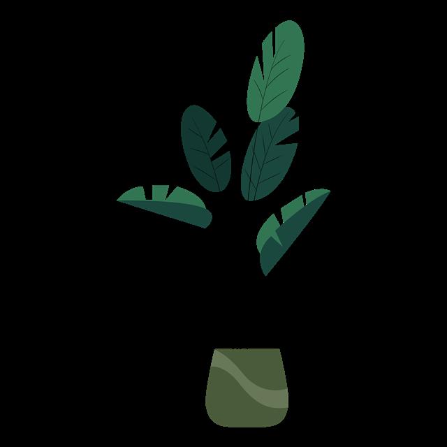 植物装饰贴图