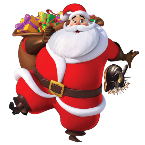 q版圣诞老人图片