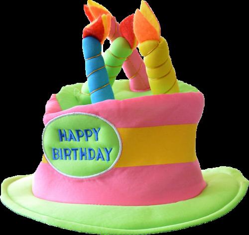 生日蛋糕可爱帽子