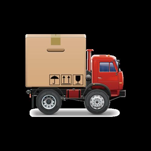 运货卡车免扣图片