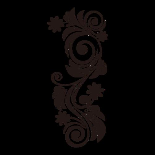 AI装饰图案花纹