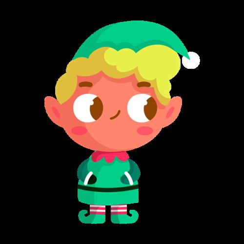 圣诞小精灵