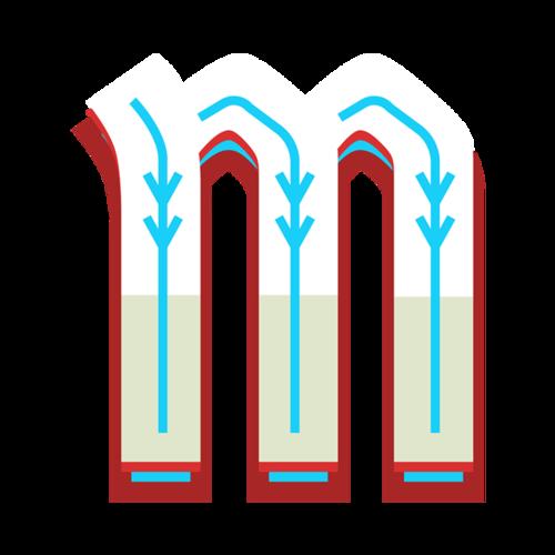 M字母图片