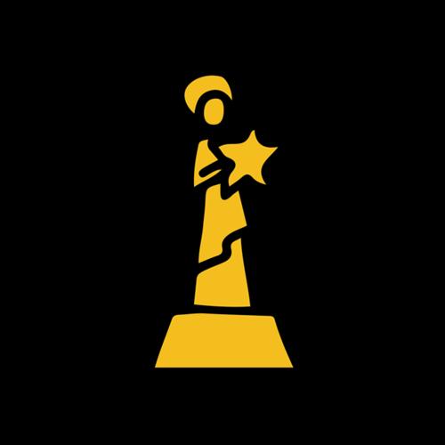 卡通电影奖杯