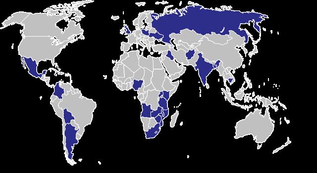 世界地图ppt背景图