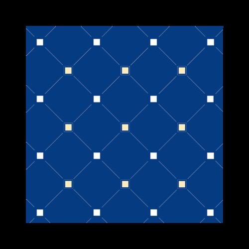 蓝色几何无缝背景