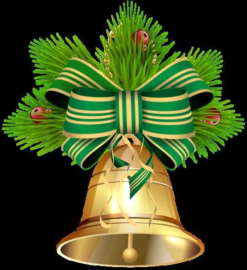 圣诞铃铛简笔画