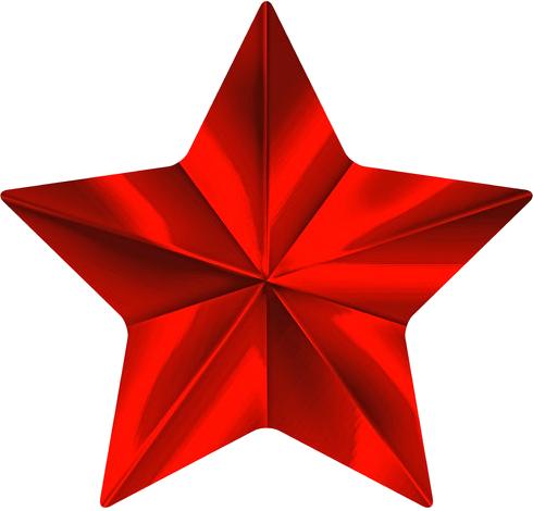 国庆五角星图片