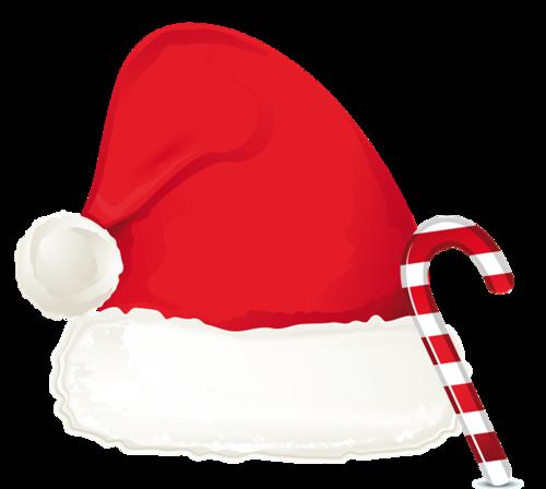 圣诞帽装饰