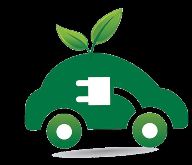 绿色汽车环保标志