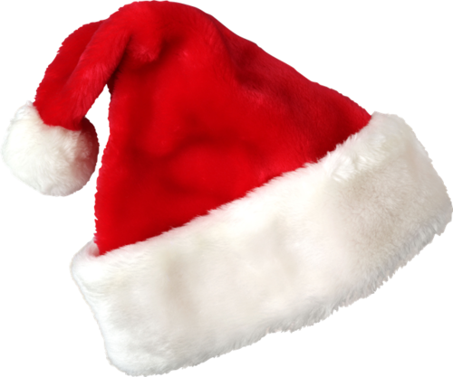 圣诞老人帽简笔画
