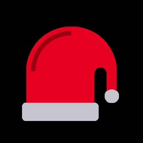 圣诞老人帽图片