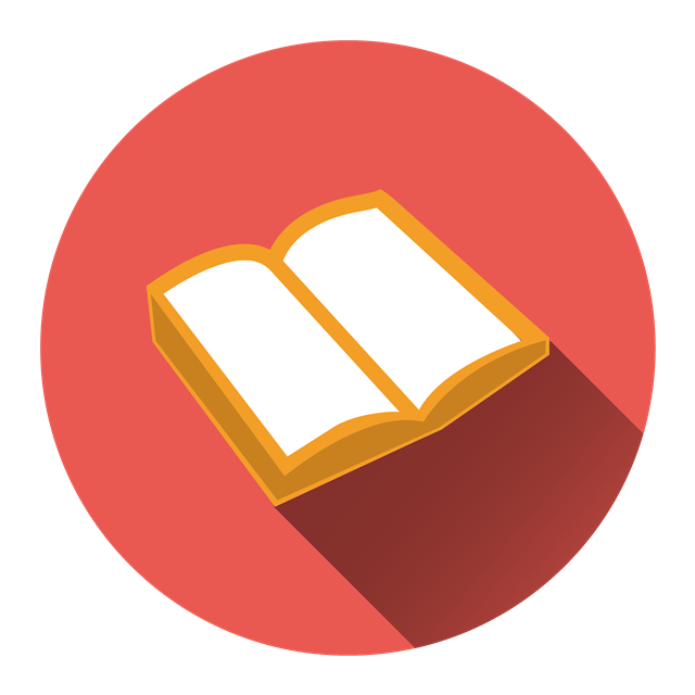 书本图标logo