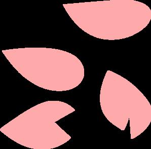 樱花花瓣图片