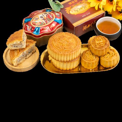 中秋螺蛳粉月饼
