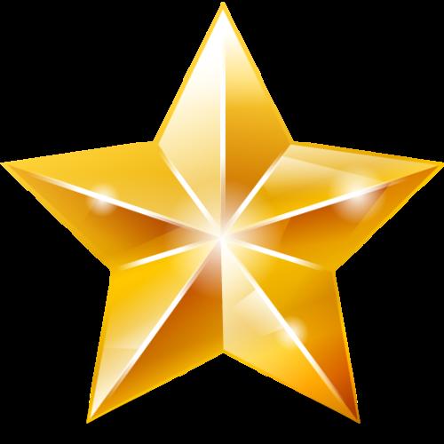 发光的星星