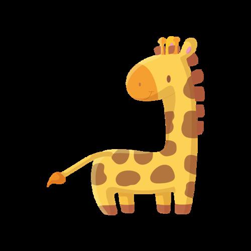 长颈鹿玩具
