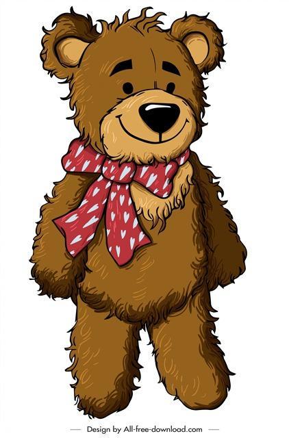 可爱泰迪熊图片