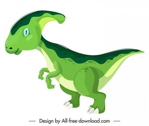 侏罗纪卡通恐龙图片