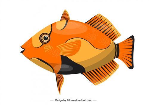 创意金鱼设计