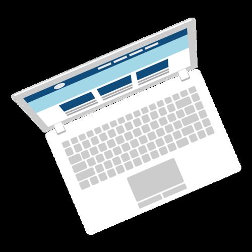 商务办公笔记本电脑