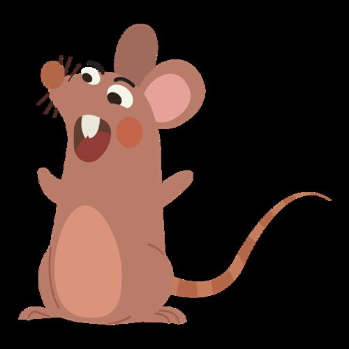2020卡通老鼠图片