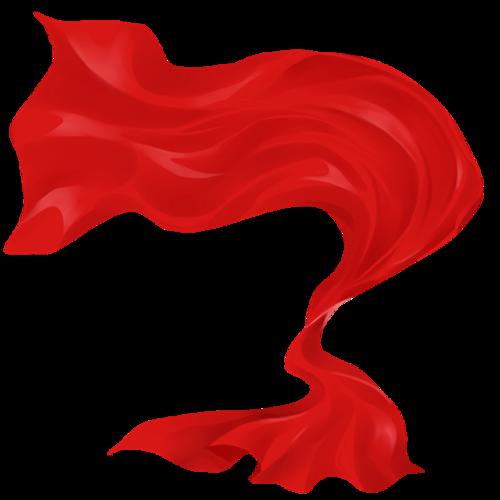 国庆节红丝绸