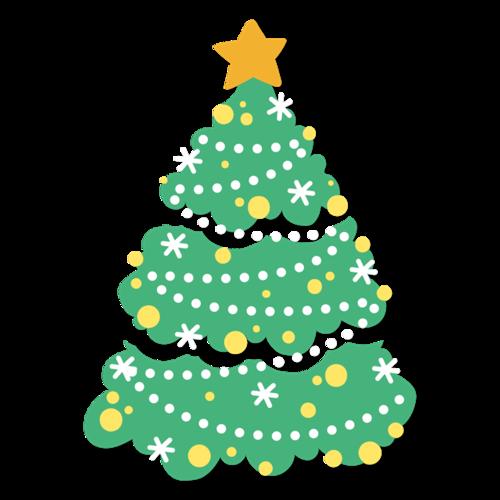 好看的圣诞树