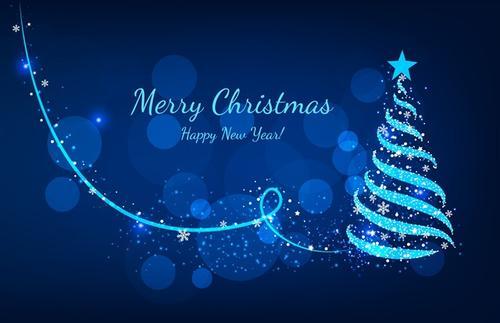 圣诞横幅背景图片