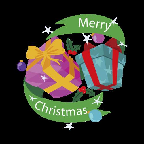 圣诞节快乐图标