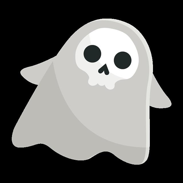 幽灵简笔画