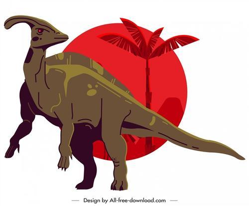 原始时代恐龙