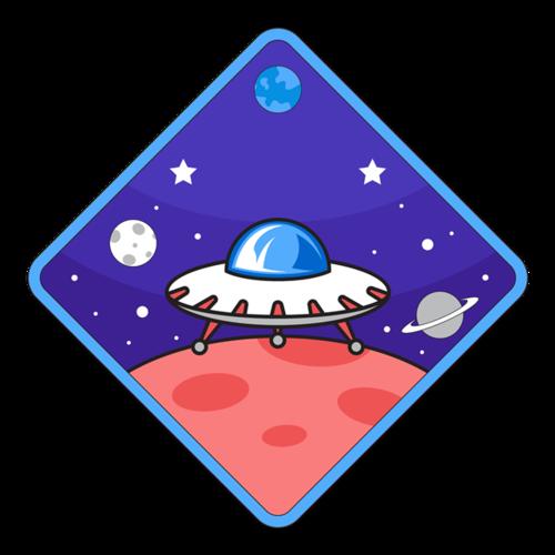 外星飞碟图片