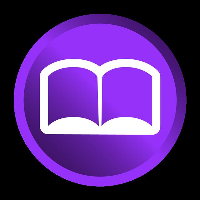 书籍图标logo