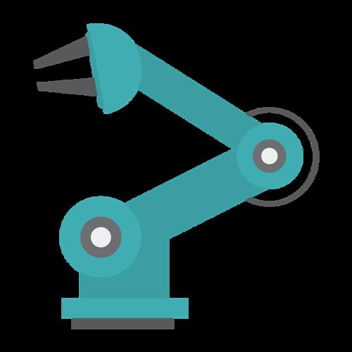 机械臂矢量图