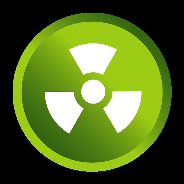 辐射LOGO