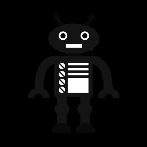 机器人装饰