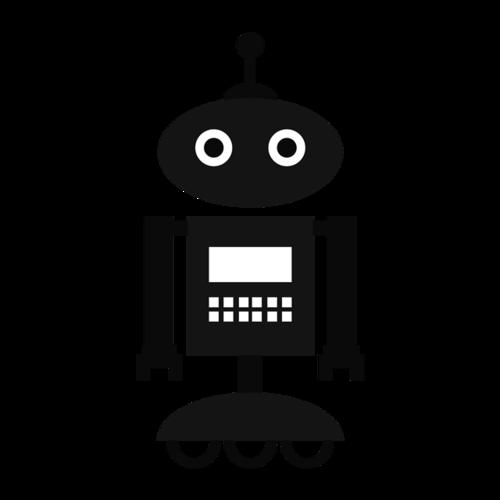 简单机器人图片
