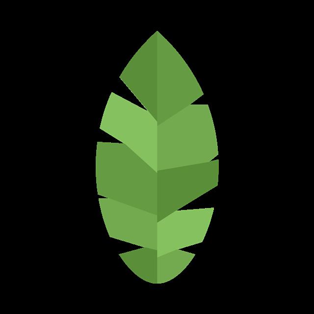 绿色树叶免抠图