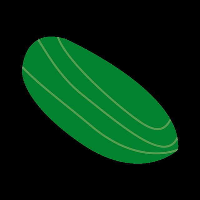 绿色叶子简笔画