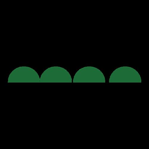 草丛矢量图