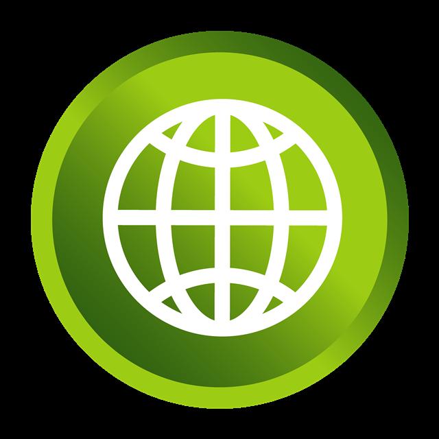 互联网标志矢量图