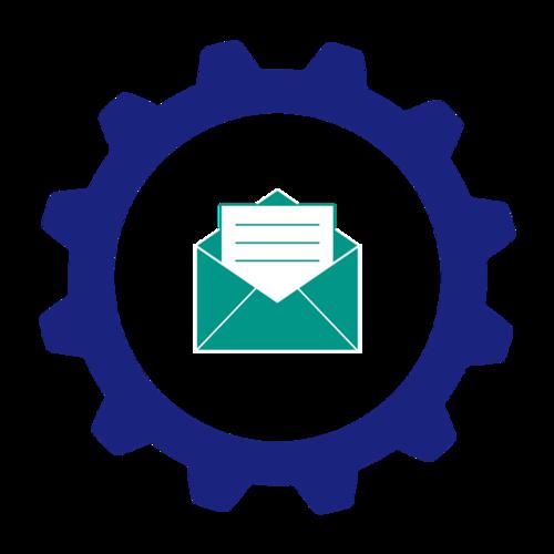 商务信封图标