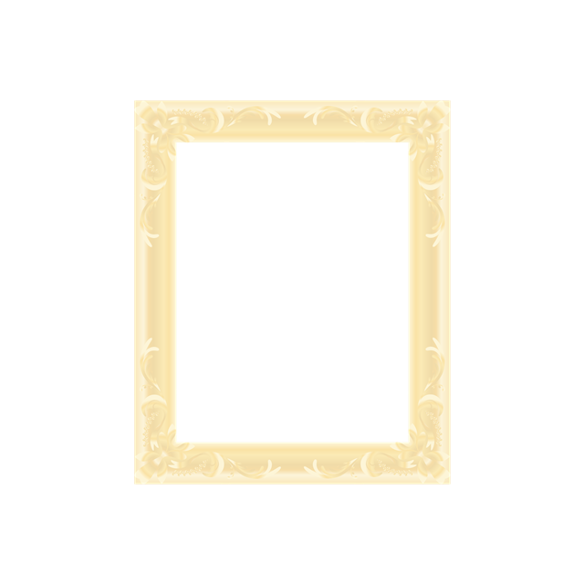 经典油画框