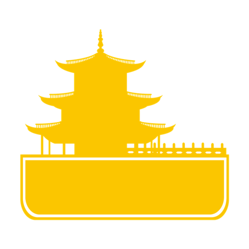 泰国曼谷建筑矢量图