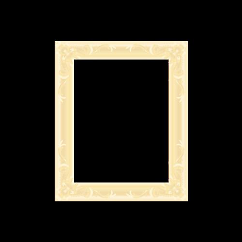 欧式金色边框设计图