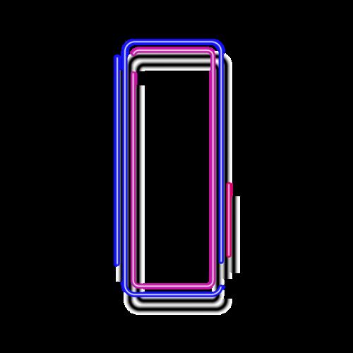 科技感文字框